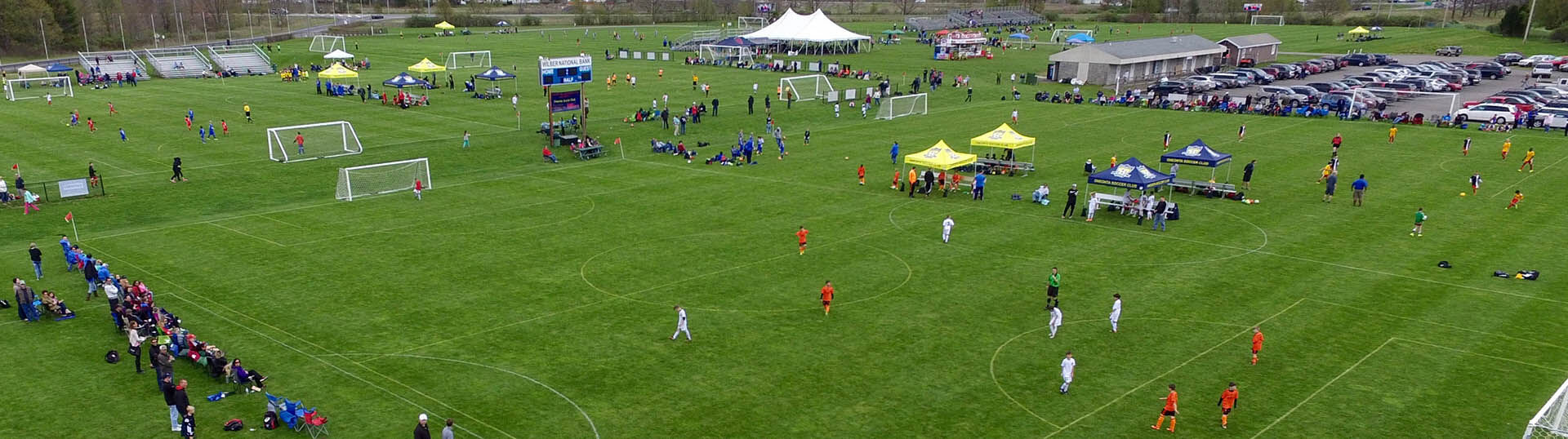 I88 Challenge at Wright National Soccer Campus